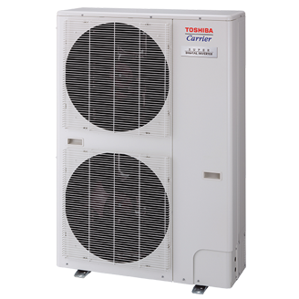 Toshiba Carrier Lt. Commercial Heat Pump